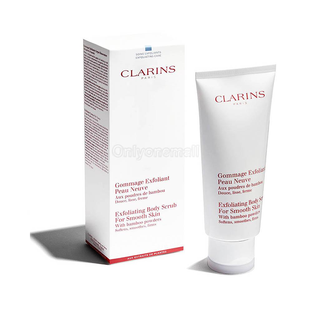Clarins Exfoliating Body Scrub for Smooth Skin 200ml