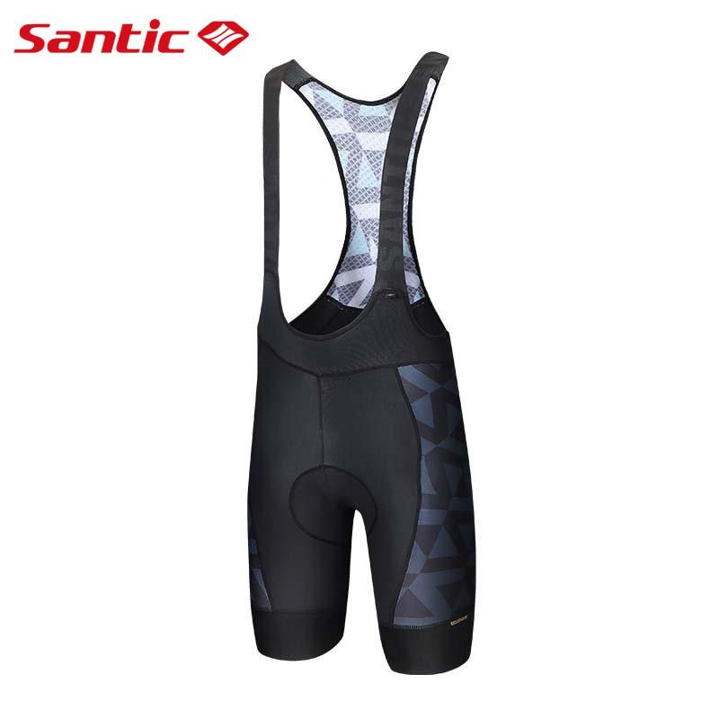 c6a1148f03f07 Santic Men's Cycling Pants Pro Running Sports Riding Bike Bicycle Tights  MN15015 | Shopee Malaysia