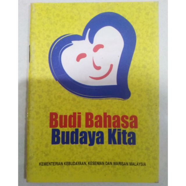 Budi Bahasa Budaya Kita Shopee Malaysia