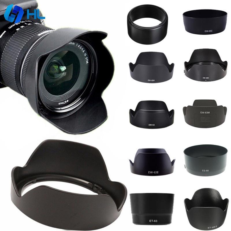 ES71II Round Lens Hood For Canon EF 50mm f//1.4 USM