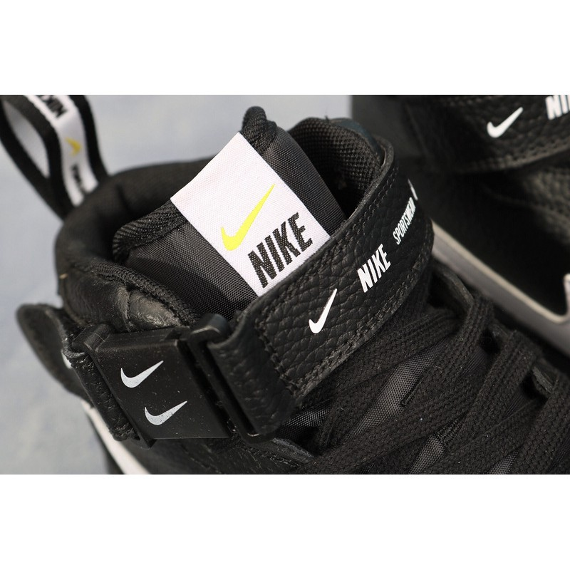 Valiente Atajos Aventurarse  mac.my Nike Air Force 1 07 Mid Utility Pack high-top casual shoes  skateboarding | Shopee Malaysia