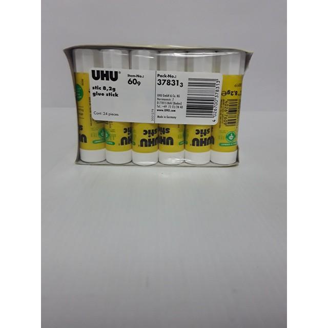 UHU Stic Glue Stick 8.2g 24pcs/box