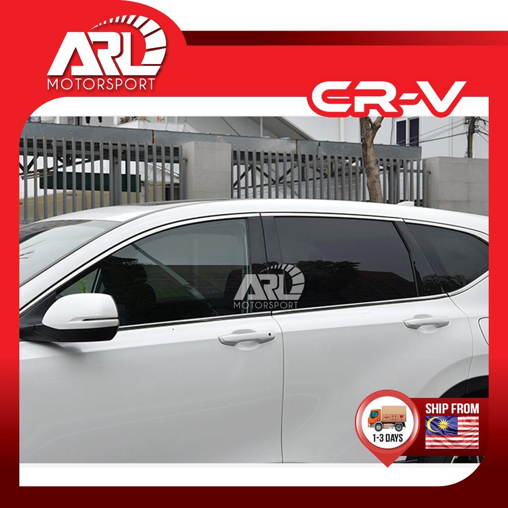 Honda CR-V / CRV (2017-2020) Door Pillar Dark (PC) Car Auto Accessories ARL Motorsport