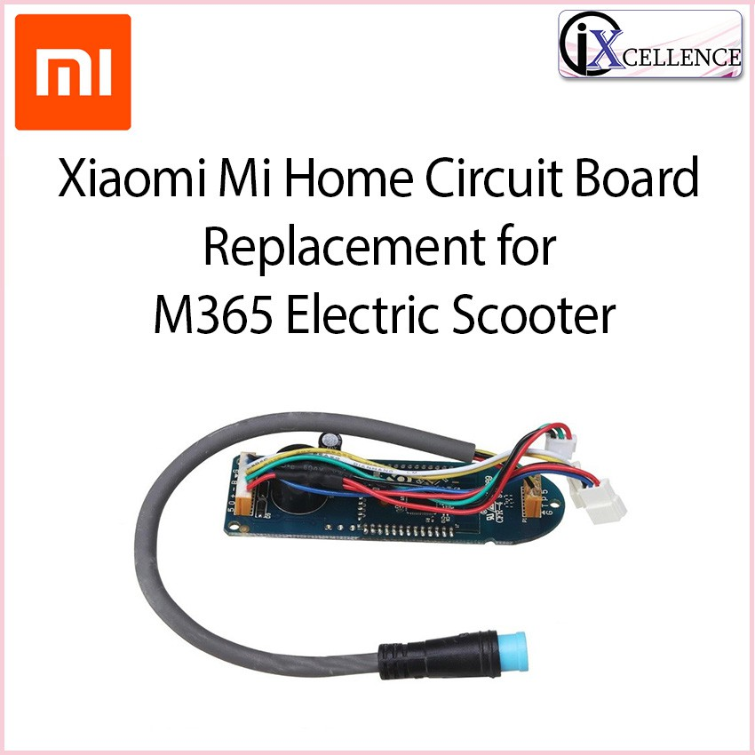 [IX] Xiaomi Mi Home M365 Electric Scooter Circuit Board Replacement
