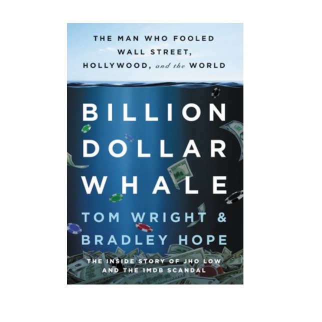 [12.12 Exclusive] Billion Dollar Whale (New Book) READY STOCK