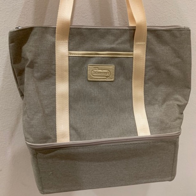 Enfamama Tote Bag with cooler compartment