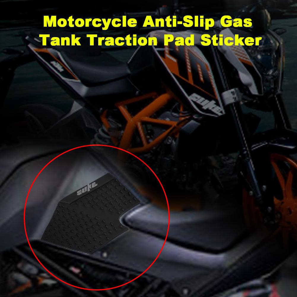 Motorcycle Accessories & Parts For Kawasaki Z800 2013-2016 Pair Of Motorcycle Anti-slip Gas Tank Traction Pad Knee Grip Sticker Motorbike Accessories
