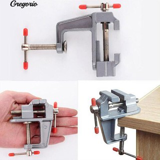 Fine G 3 5Inch Aluminum Small Jewelers Hobby Clamp On Table Bench Vise Mini Tool Vice Gmtry Best Dining Table And Chair Ideas Images Gmtryco