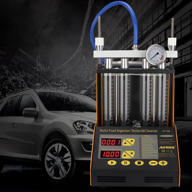 XGULI CT150 Car Motor Ultrasonic Gasoline Fuel System