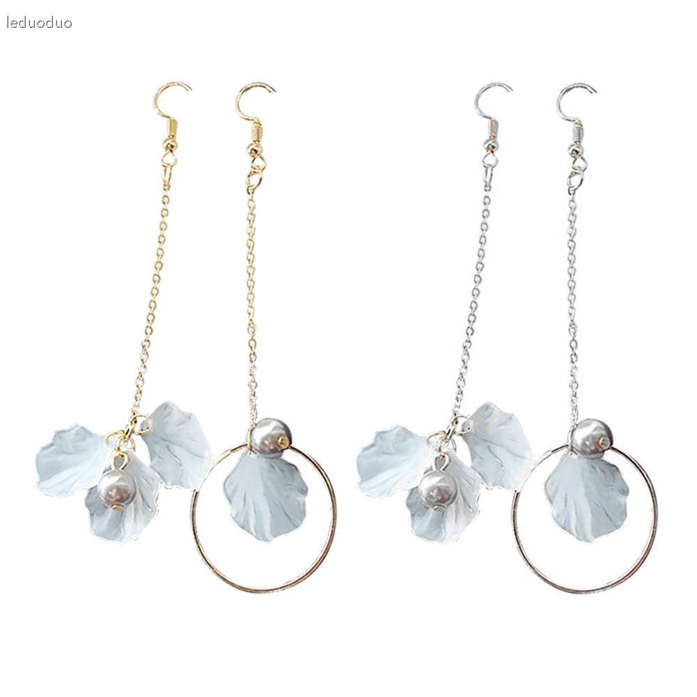 d1993cf0de779 Fashion Irregular Flower Chain Dangle Hook
