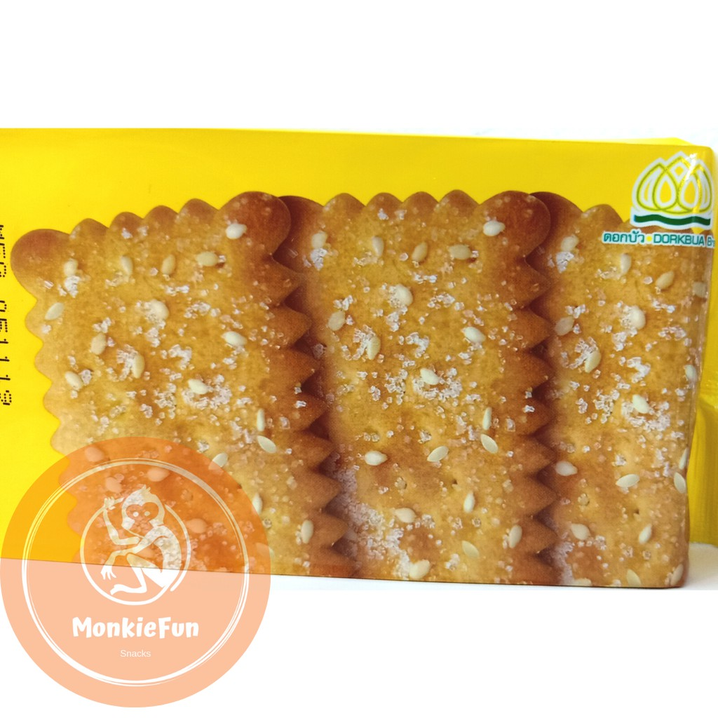 New Product Thai Crackers Butter Cracker 70g Halal