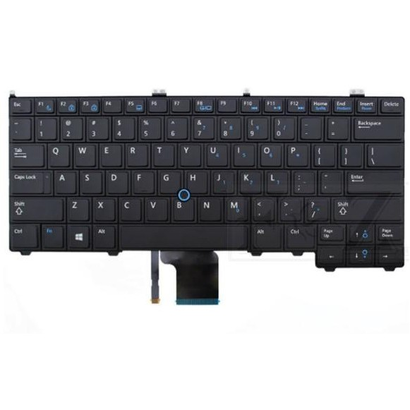 For Dell D620 D630 D631 D820 M65 D830 Pp18l Laptop Us Keyboard Replacement Pretty And Colorful Computer & Office