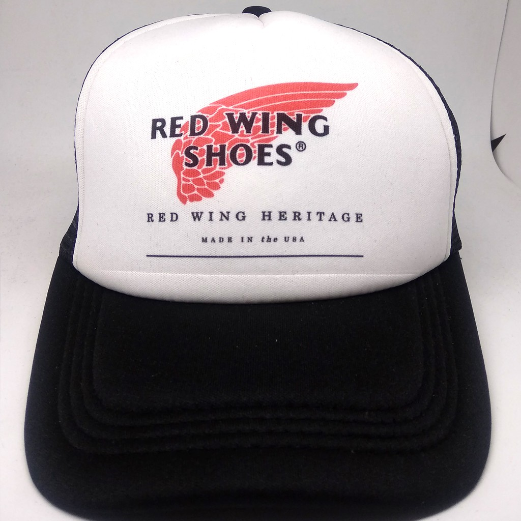 353eed27a Red Wing Shoes Trucker Cap | Shopee Malaysia