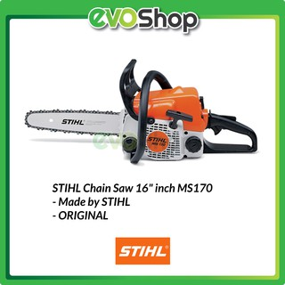 STIHL Chainsaw MS170 (Guaranteed Original)