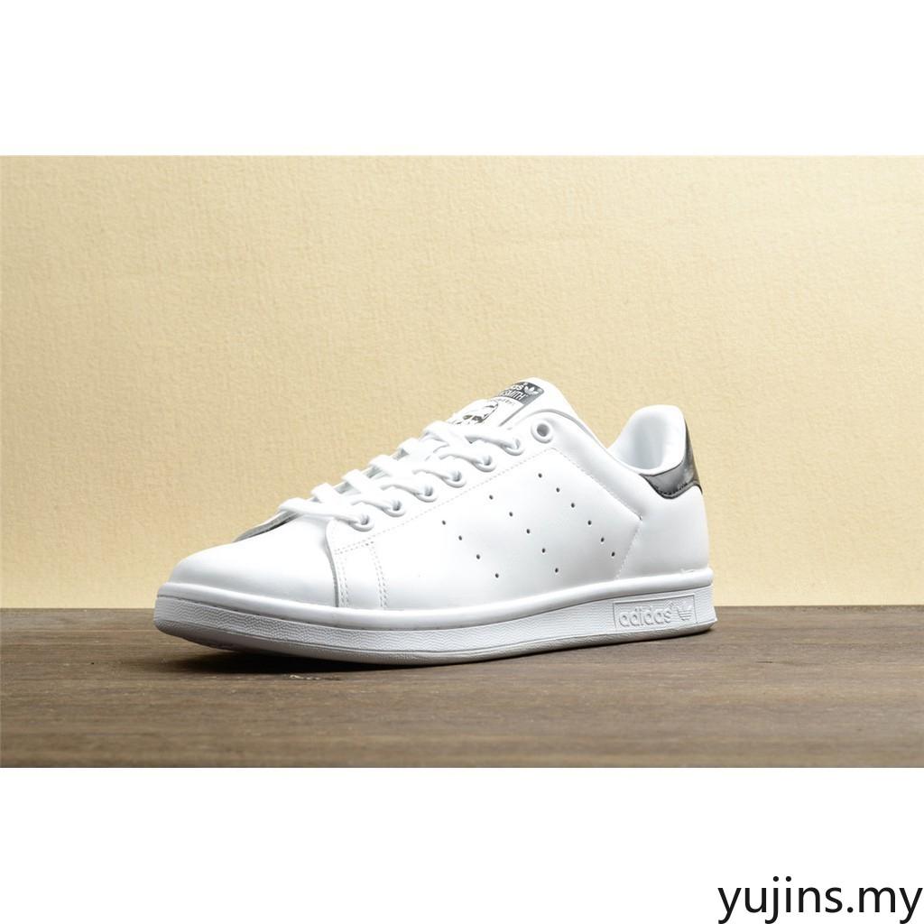 bra ut x bästa sneakers kampanjkoder Nelly]Adidas STAN SMITH white shoes Smith shoes M20327 | Shopee ...