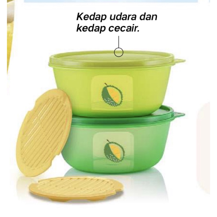 Tupperware Ultimate Durian Keeper 1.5L
