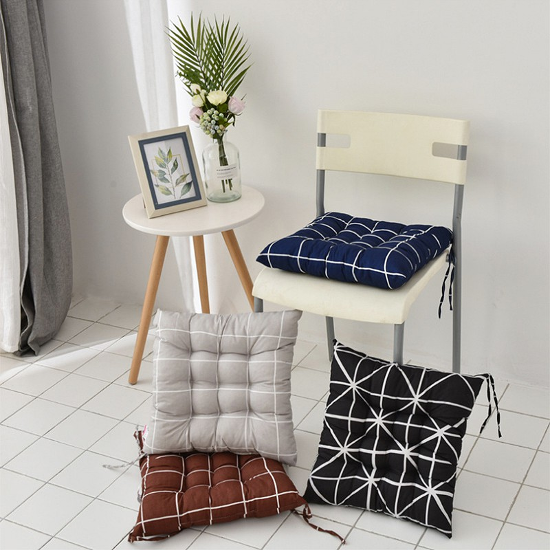 Soft Seat Cushion Dining Chair Cushion Pillow Soft Covers (E Series)