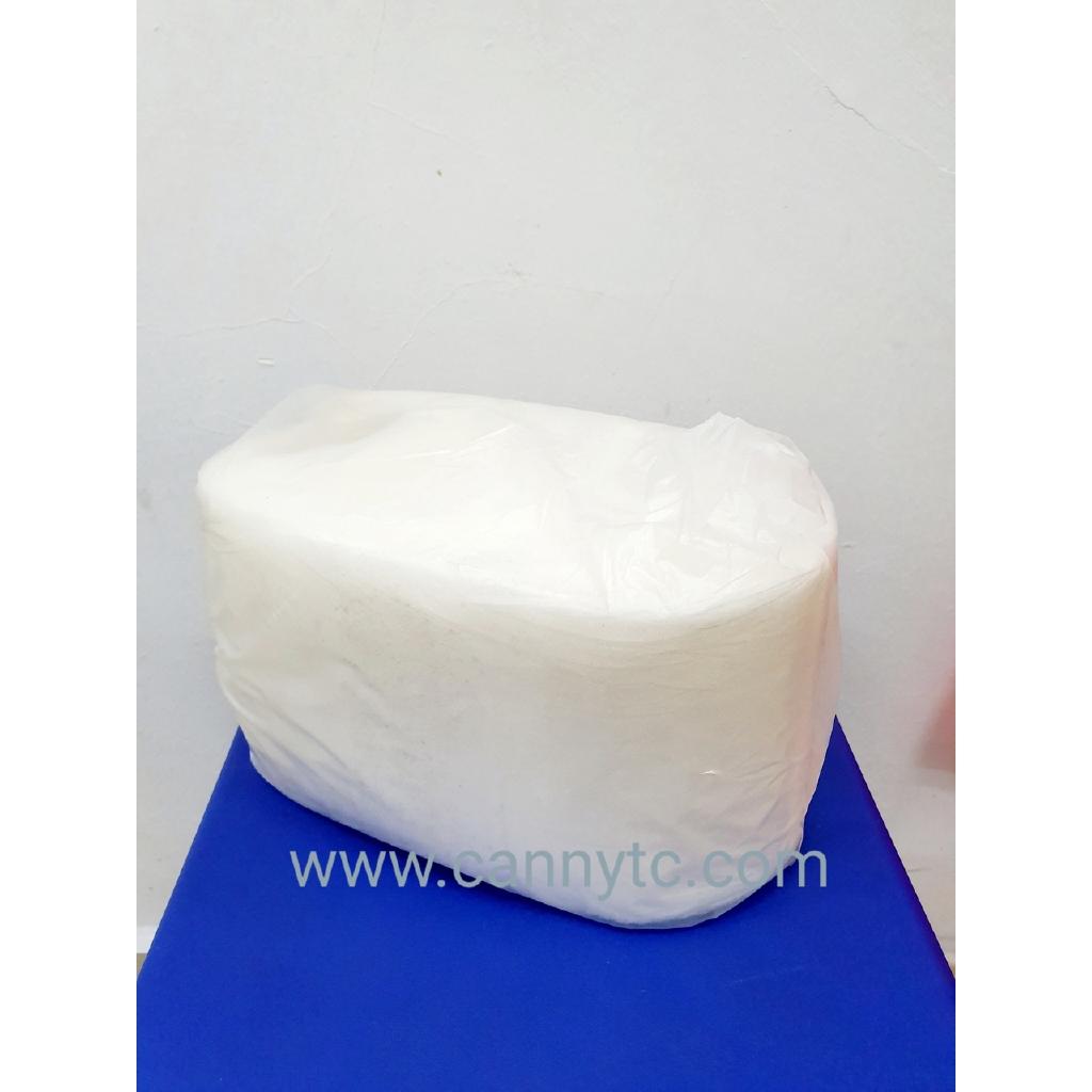 Span Bahu Belum Potong 1/2 , 3/4 Inci (1 Dozen) / Shoulder Pad 1/2 IncH