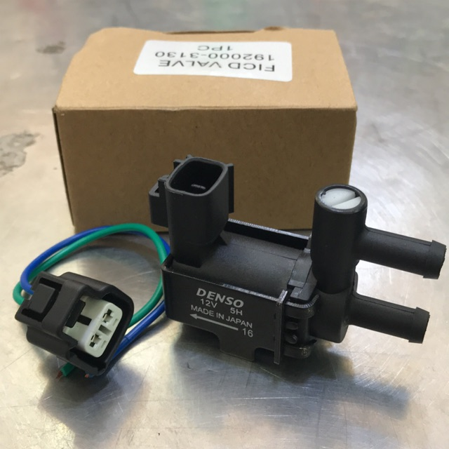 TOYOTA FICD VALVE WITH SOCKET