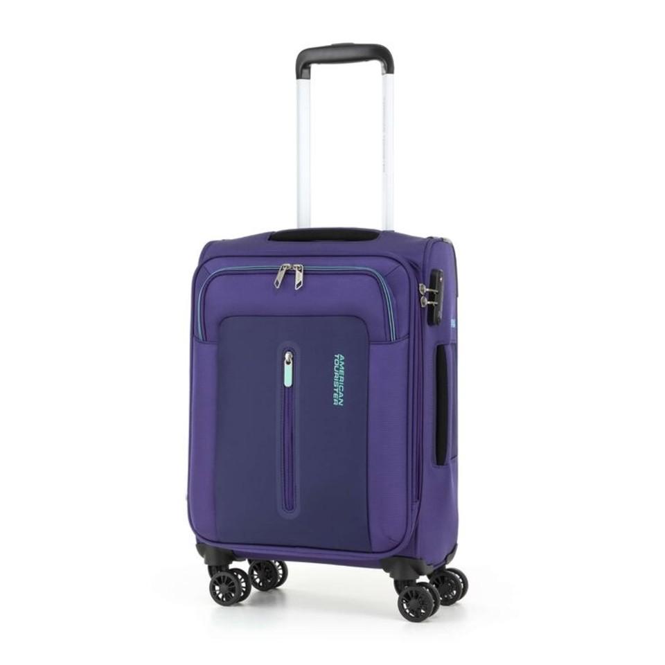 American Tourister  LIMO  SPINNER 55/20 EXP TSA EC-PURPLE