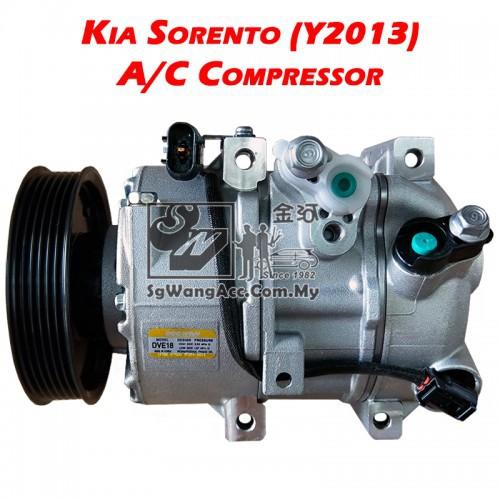 Naza Kia Sorento (Year 2013) Air Cond Compressor