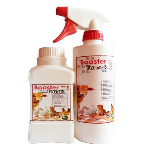 AzfaRich Booster Ternak Nutrien Untuk Ternakan (Pati) - 500ml