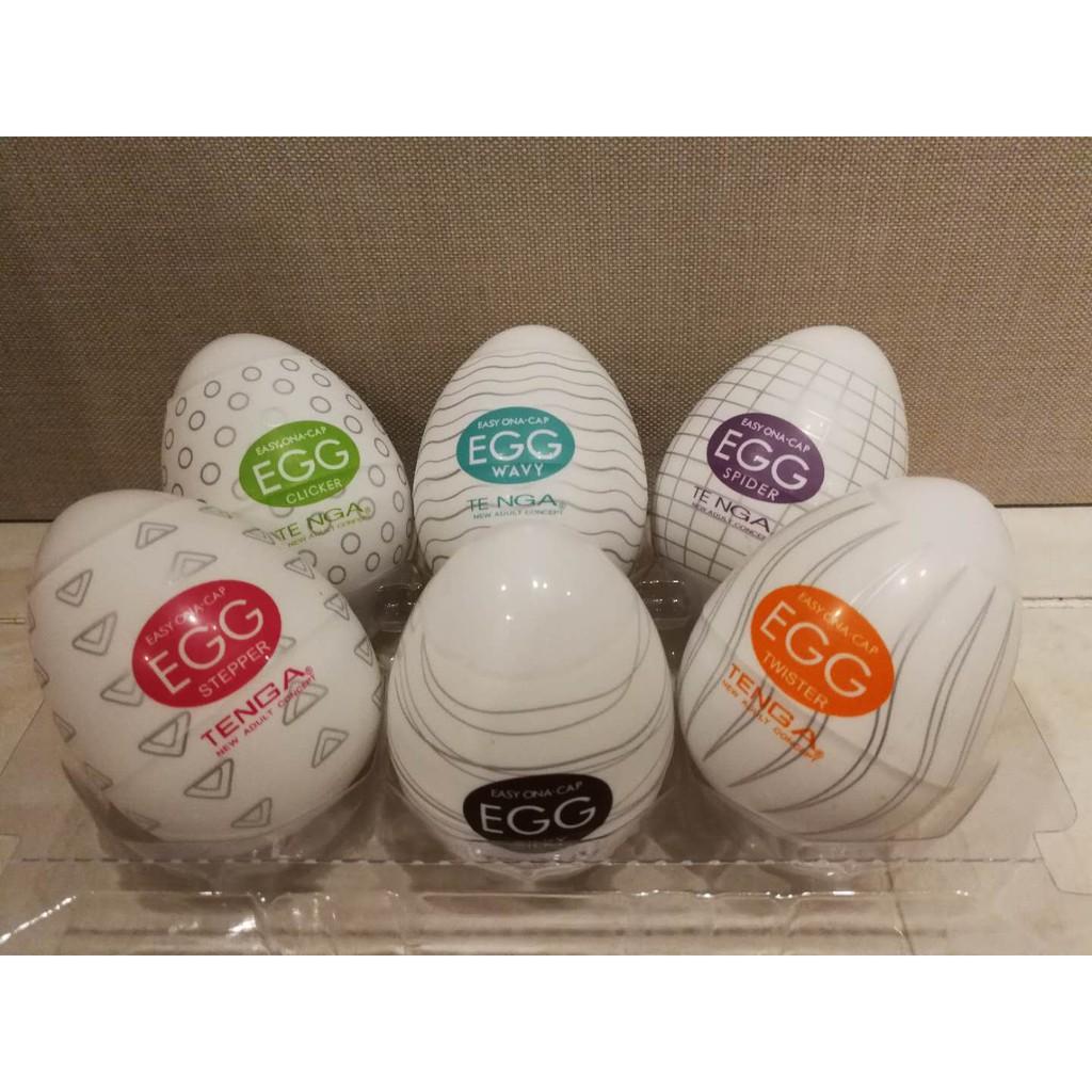 Tenga Eggs Masturbator Toy Japan Shopee Malaysia Egg Wavy