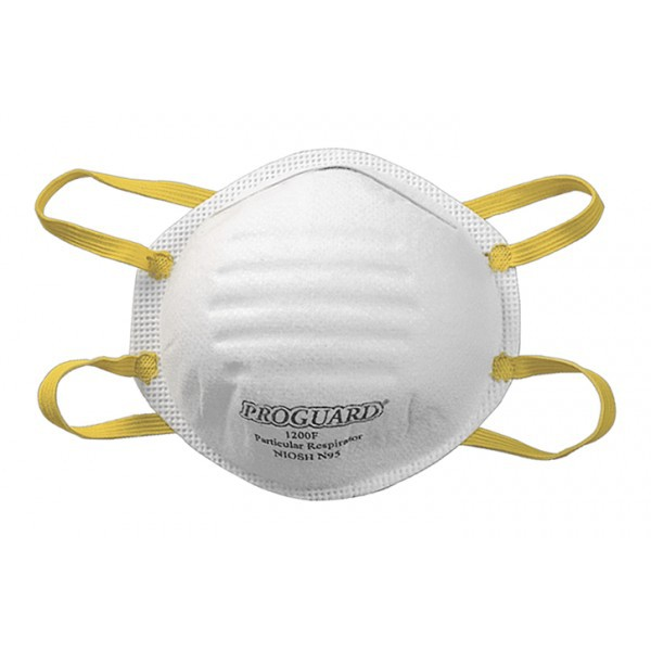 n95 Particulate 1200f Respirator Disposable