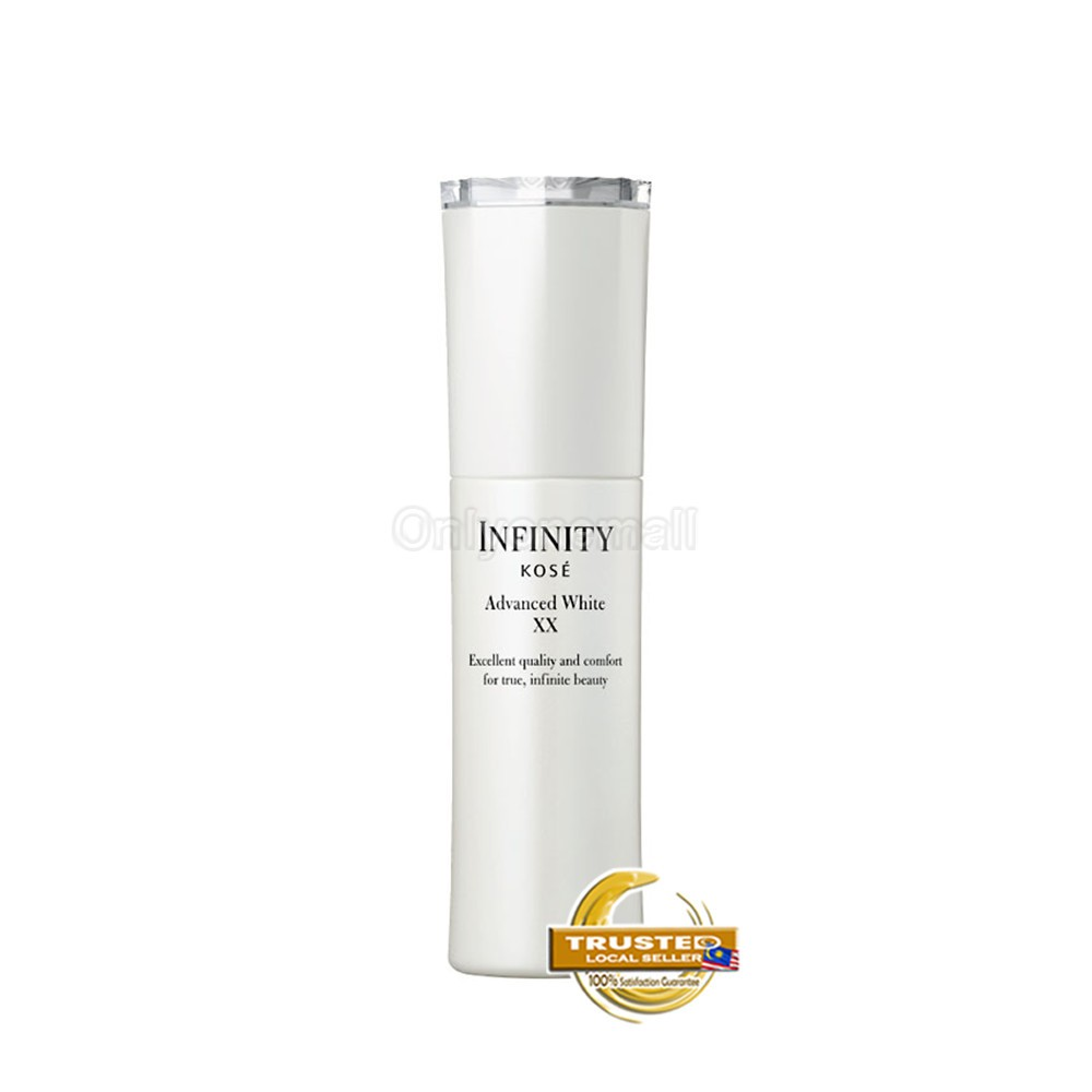 KOSE Infinity Advanced White XX 40ml with Free Gift