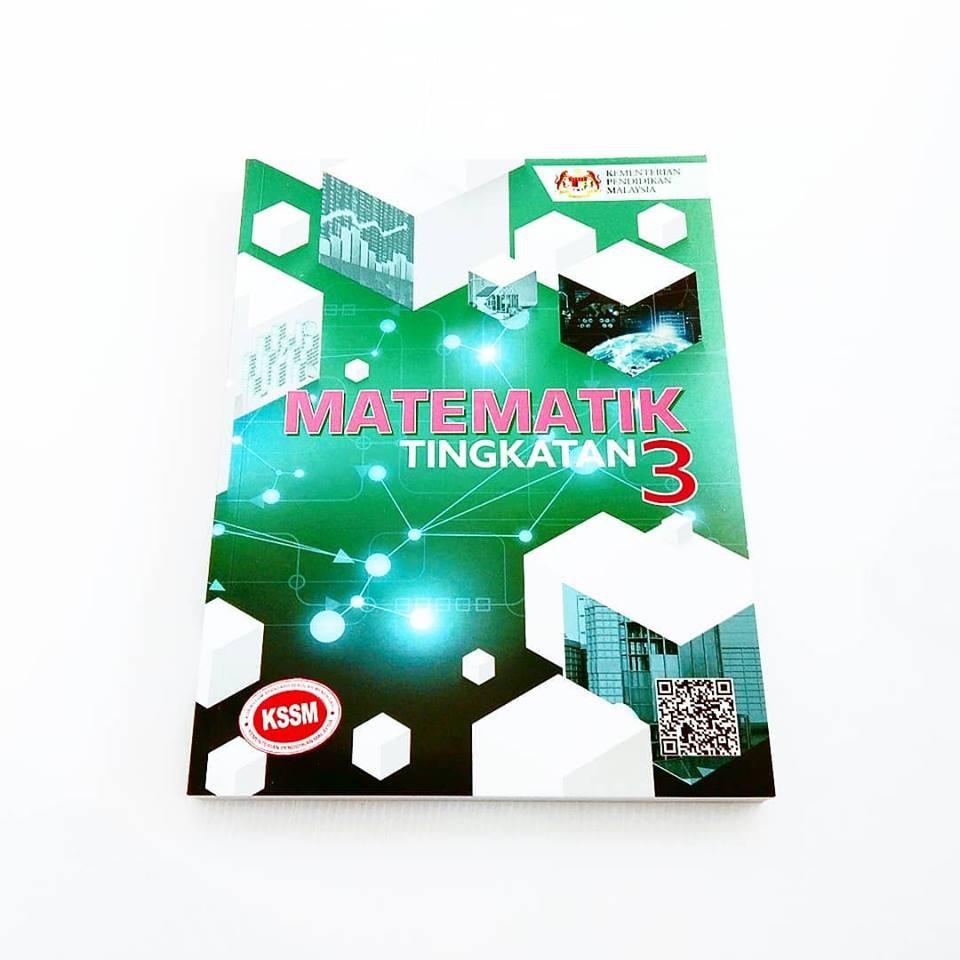 Pustaka Yakin 19 Matematik Kssm Tingkatan 3 Buku Teks 2018 Topbooks Plt