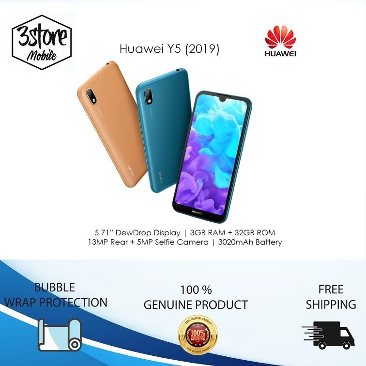 Original Set Huawei Y5(2019) [2GB RAM + 32GB ROM]