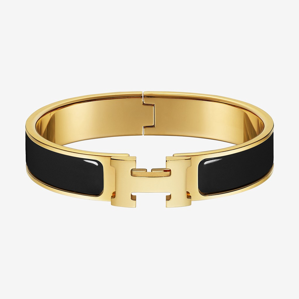 Hermes H-shaped Buckle Bracelet B