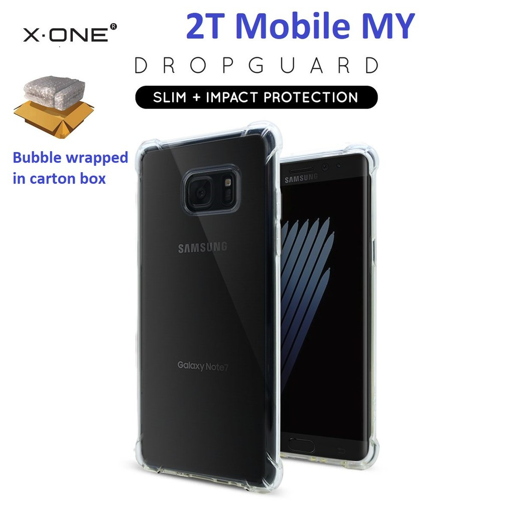 Samsung Galaxy S8 Plus X One Drop Guard Extreme Shockproof Case Softcase Thin Droff Matte Black J5 Prime Shopee Malaysia