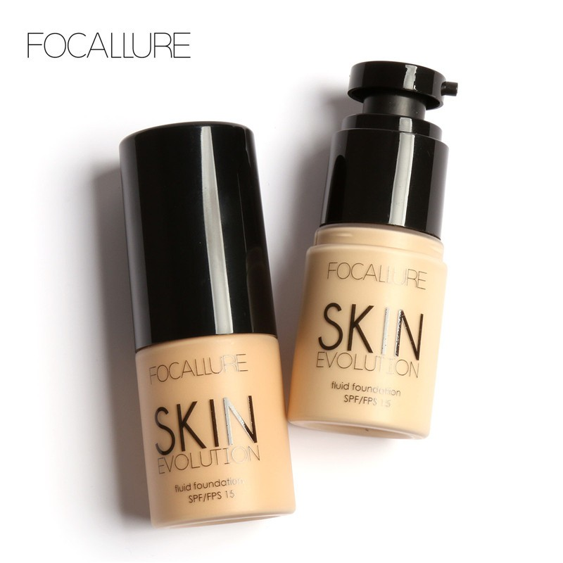 FOCALLURE Face Makeup Base Face Liquid Foundation BB Cream | Shopee Malaysia