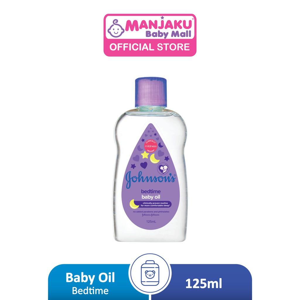 Johnson Baby Bedtime Oil (125ml)