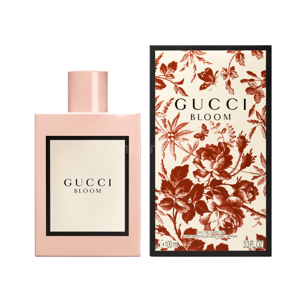Gucci Bloom EDP 100ml (With FREE Gift)