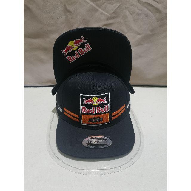 ed8ef40b5 Redbull Designs KTM Racing Team Snapback Cap