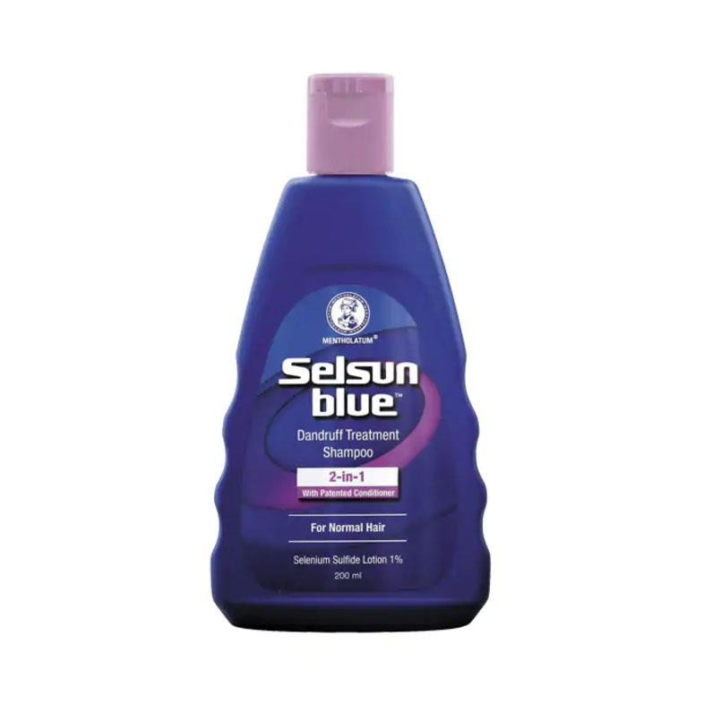 Selsun Blue Dandruff Shampoo 2in1 with Conditioner 120ml