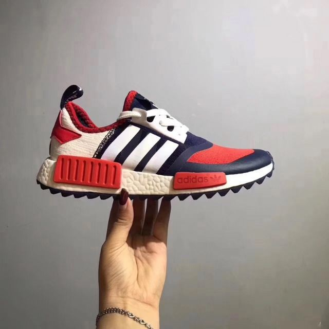 outlet store 28edc 64343 Spring new adidas nmd Runner PK male and female couple models running shoes