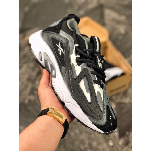 e8dbf658a3a7b Reebok DMX Series 1200 Series Wild Retro Couples Old Shoes Men and Women  Running
