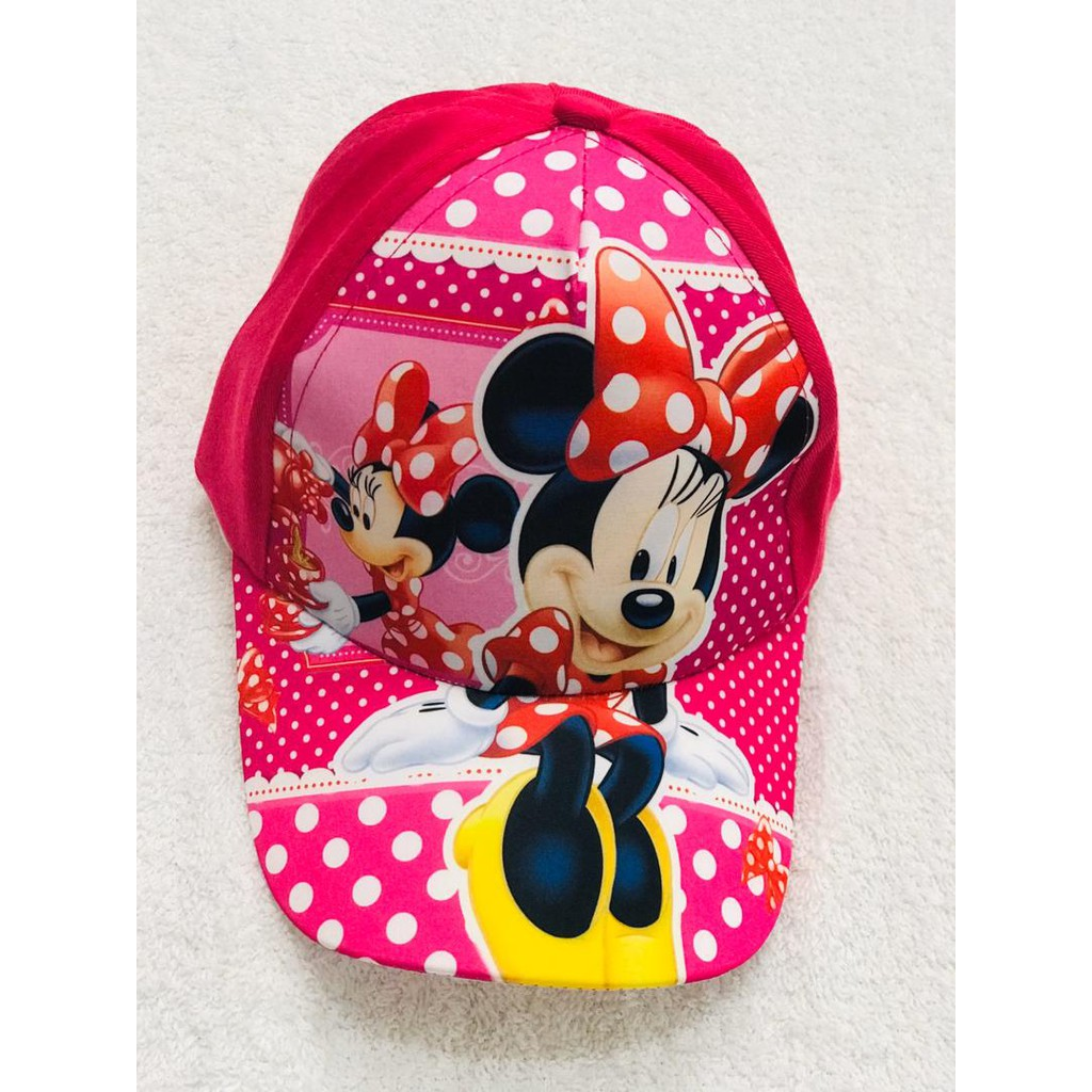 Topi Kartun viral comel (Caps for kids) Ready stock!!