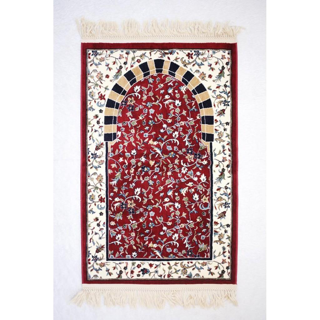 The Prayer Mat Sejadah Rawdha Collection - TPM017
