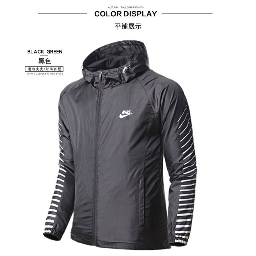 bcfce2b1a6af Nike New pattern Jacket Men s wear Leisure Autumn and winter ...