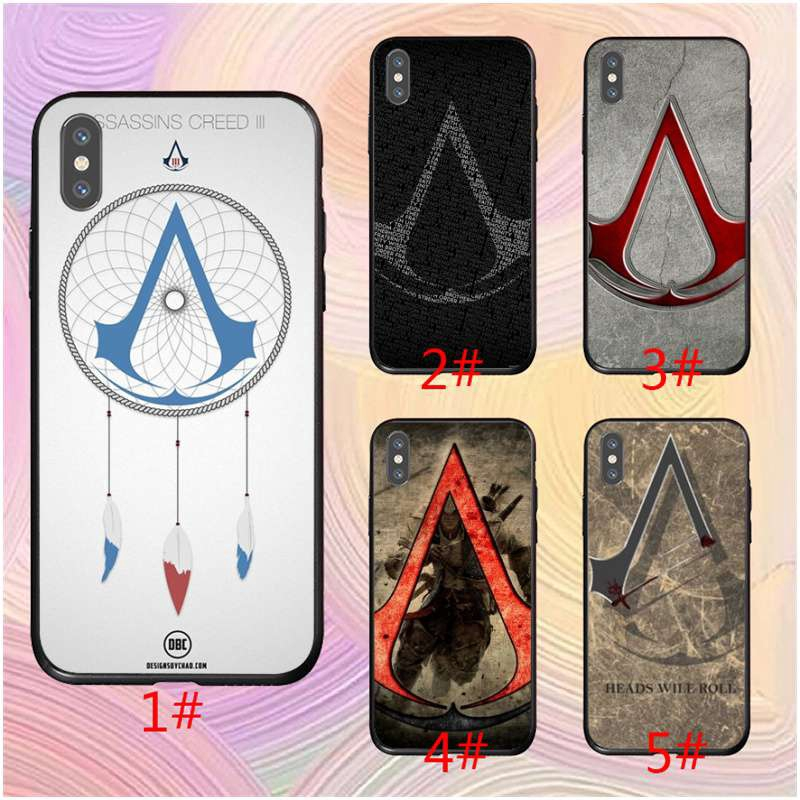 coque iphone 8 assassin's creed iphone