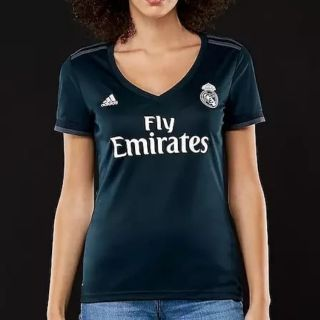watch 1ed3d b5fd4 ⚽ REAL MADRID AWAY LADIES FIT JERSEY 2018/2019 (OFFICIAL) ~ CLIMALITE.