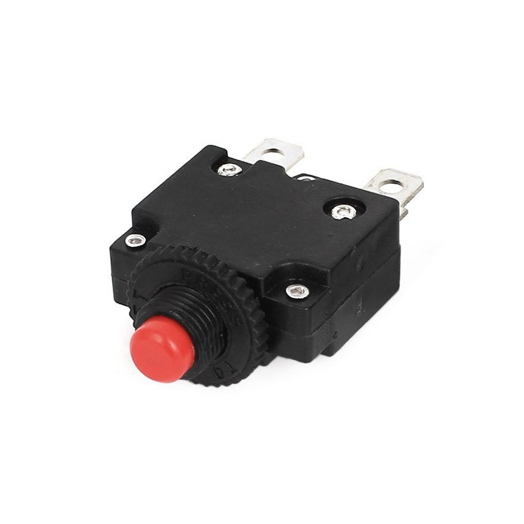 Electrical Double Pole 2p Circuit Breaker Ac 400v 10a Shopee Malaysia 220v 32a 2 On Off Switch Earth Leakage