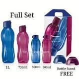 #水瓶 💥ECO BOTTLE💥 Tupperware The Sapphire Eco Bottle Set - Full Set