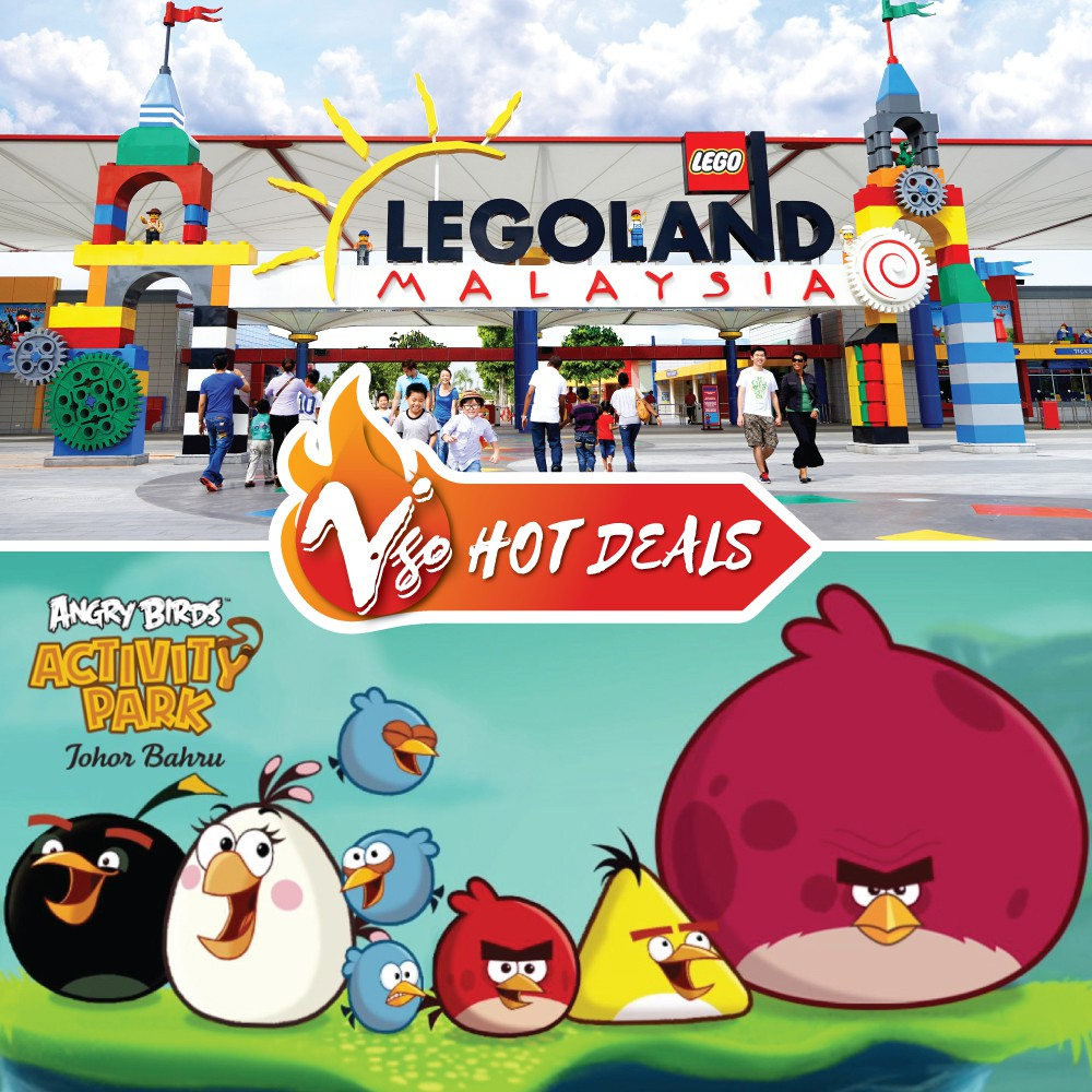 Legoland Ticket Events Travel Vouchers Online Shopping Sales And Tiket Johor Bahru Malaysia Theme Park Dan Water Promotions Tickets Nov 2018 Shopee