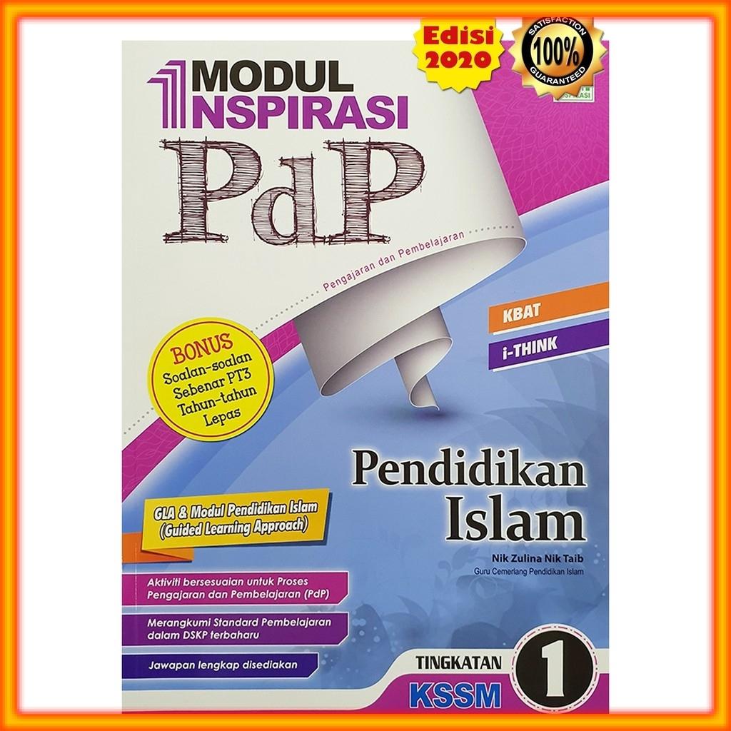 Buku Latihan Modul Inspirasi Pendidikan Islam Kssm Tingkatan 1 Shopee Malaysia