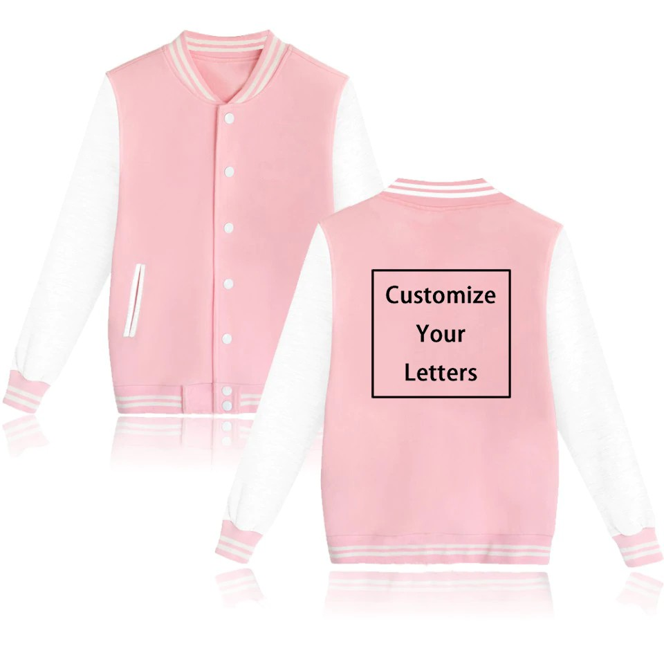 Yin Yang Dragon Tiger Unisex Baseball Uniform Jacket Sweatshirt Sport Coat